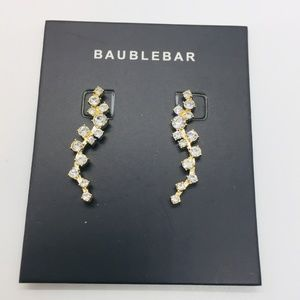 BaubleBar Jewelry - NEW! BaubleBar Farah Ear Crawler Earrings